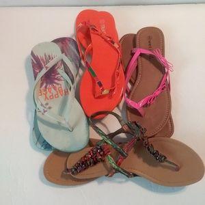 Sandals *BUNDLE *